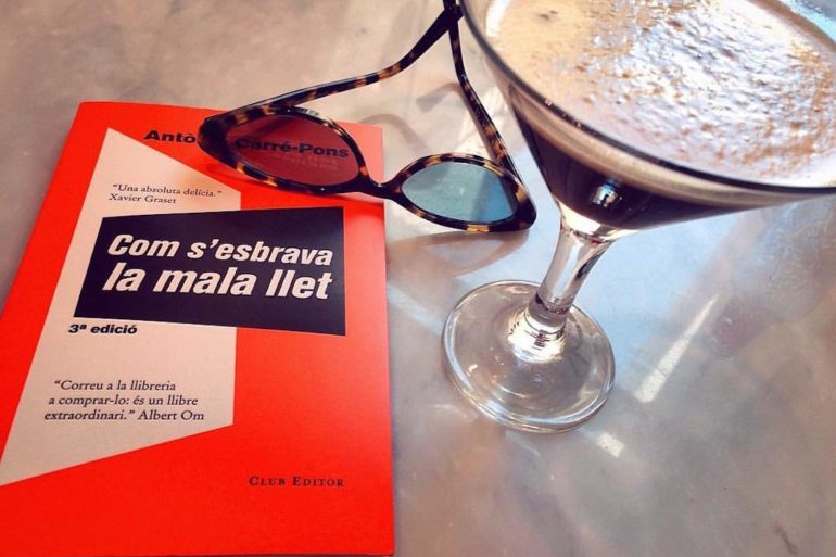 narració breu recomendada autores nuevos escriptors terrassencs