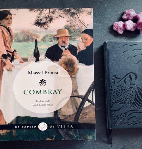 Combray Marcel Proust Cristina Redondo Edicions Viena